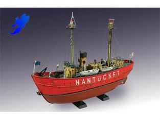 Lindberg maquette bateaux 70860 Bateau Phare 1/95