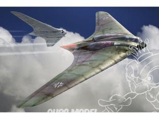 Brengun maquette avion BRP144007 Horten Ho-229A 1/144