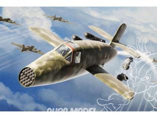 Brengun maquette avion BRP144001 Bachem Ba-349A Natter (deux in box) 1/144