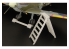 Brengun kit accessoire avion BRL32009 Cale de roue et echelles britannique 1/32