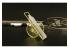 Brengun accessoire diorama avion BRL72012 Extincteur sur chariot 1/72