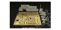 Brengun kit d'amelioration avion BRL48013 FHe 162 Salamander Interieur pour maquette Dragon 1/48
