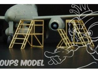 Brengun accessoire diorama avion BRL72005 Échelles d'atelier 1/72