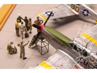 Brengun accessoire diorama BRL144008 Échelles d'atelier 1/144