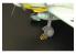 Brengun accessoire diorama BRL144033 Cales de roue Luftwaffe (10pcs) 1/144