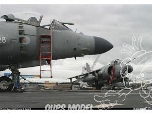 Brengun accessoire diorama BRL144031 Escabeaux pour Hunter et Harrier 1/144
