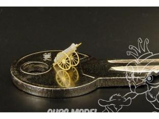 Brengun accessoire diorama BRL144025 Charriot avec extincteur (2 pièces) 1/144