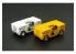 Brengun accessoire diorama BRS144007 Centrale électrique mobile NC-8A (2pcs) 1/144