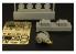 Brengun accessoire diorama BRS144026 RAF Seconde Guerre mondiale charriot de démarrage 2x 1/144