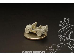 Brengun accessoire diorama BRS144033 U.S. JEEP (2 in set) 1/144