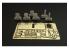 Brengun kit d'amelioration bateau BRL144051 US Navy LCM3 pour kit trumpeter 1/144