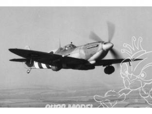 Brengun armement avion BRS144085 Bombe en forme de tonneau de Biere Spitfire Mk.IX 1/144