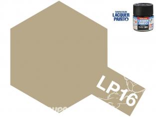 Peinture laque couleur Tamiya LP-16 bois couleur de pont Mat 10ml