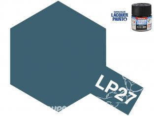 Peinture laque couleur Tamiya LP-27 couleur Gris Allemand (forces d'autodéfense terrestres japonaise) 10ml