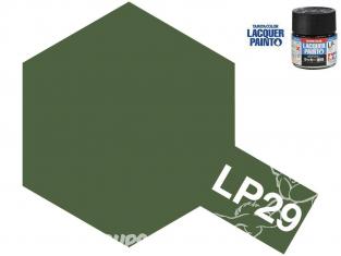 Peinture laque couleur Tamiya LP-29 couleur OLIVE DRAB 2 10ml