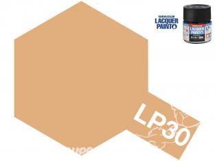 Peinture laque couleur Tamiya LP-30 couleur Sable clair 10ml