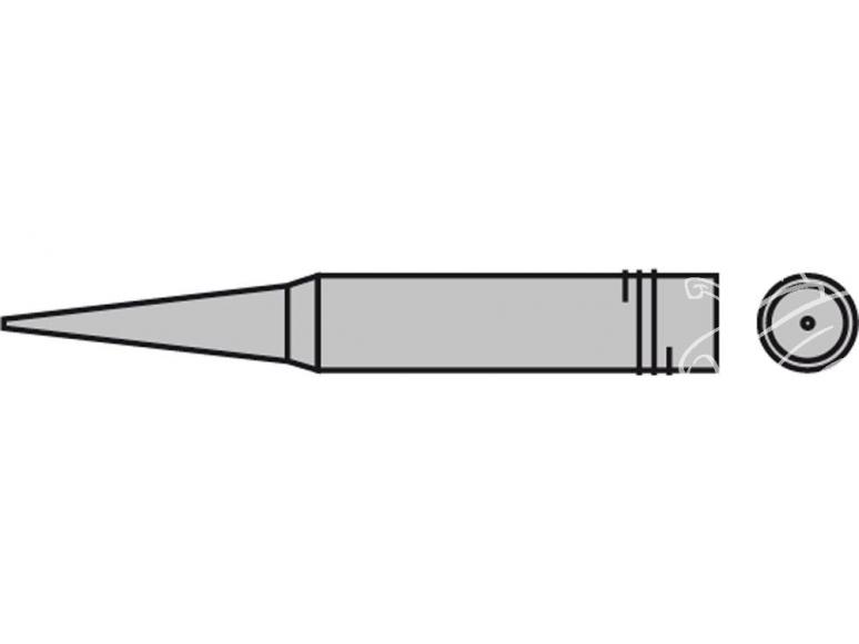 Star Tec 80155 Panne forme aiguille 0,8 pour station de soudure ST501 et ST802