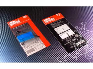 Beemax pour maquette de Piste 098288 Volvo 240 Turbo gagnant Macau Guia 1986 kit d'amelioration 1/24