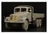 Hauler kit resine HLS48003 Camion allemand TATRA 6500 111 cabine fermée WWII 1/48