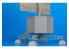 Brengun accessoire diorama avion HLS48001 radar station Allemande FREYA EGON I (FuS An 730) 1/48