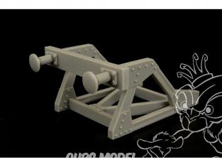 Brengun accessoire diorama miltaire HLF48021 Butoir de chemin de fer fin de voie 1/48