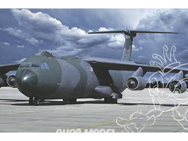 Roden maquette avion 331 LOCKHEED C-141B STARLIFTER 1990 1/144