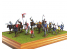 Mini art maquette historique 72033 ASSAUT DE LA FORTERESSE MEDIEVALE 1/72