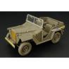 Hauler kit d'amelioration HLX48185 GAZ-67B pour maquette Tamiya 1/48