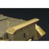 Hauler kit d'amelioration HLX48114 Capot de refroidissement normandie pour CROMWELL pour maquette Tamiya 1/48