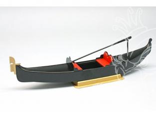 Dumas Kit bateau bois 1012 GONDOLE DE VENISE