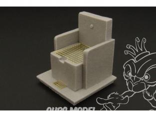 Hauler accessoire diorama HLF48010 Puits de pierre public 1/48