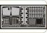 Eduard photodecoupe 32187 F6F-5 Hellcat exterior 1/32