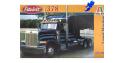 ITALERI maquette camion 3857 Peterbilt 378 1/24