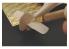 Hauler Outillage HQT014 Applicateur de colle en acier inoxydable pour porte-couteaux modéliste