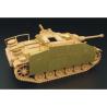 Hauler kit d'amelioration HLX48104 SCHURZEN Stug III Ausf.G pour kit tamiya 1/48