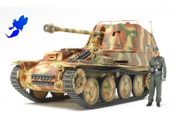 TAMIYA maquette militaire 32568 Marder III M 1/48