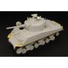 Hauler kit d'amelioration HLX48161 M4A3 SHERMAN pour kit Hobby Boss 1/48
