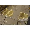 Hauler kit d'amelioration HLX48177 Grilles M26 Pershing pour kit Tamiya 1/48