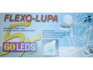 Artesania OUTILLAGE 27118-1 loupe flexible avec éclairage led