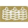 Hauler accessoire diorama HLF48039 feuillage de CHÊNE 1/48
