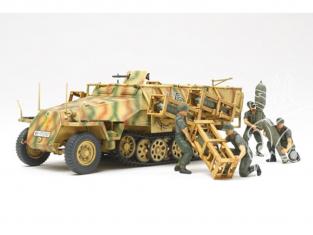 TAMIYA maquette militaire 32566 Stuka Zu Fuss 1/48