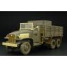Hauler kit d'amélioration HLX48209 CCKW-353 U.S.2 1/2ton 6x6 truck (GMC) pour kit Tamiya 1/48