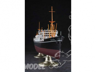 Hasegawa maquette bateau 40028 Z28 N.Y.K. HIKAWAMARU 1/350
