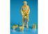 Hauler accessoire diorama HLX48015 Seau en photodecoupe 1/48