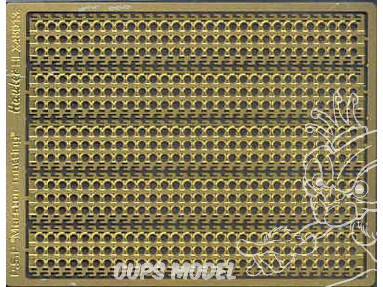 Hauler accessoire diorama HLF48013 Plaques de PSP 1/48
