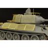 Hauler kit d'amélioration HLX48284 T-34/85 Schurzen improvisé pour kit Hobby Boss 1/48