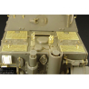 Hauler kit d'amélioration HLX48289 Grilles STURMTIGER-TIGER late pour kit AFV Club 1/48
