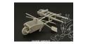 Hauler accessoire diorama HLF48017 Brouettes avec accessoires 1/48
