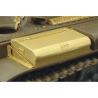 Hauler kit d'amelioration HLX48137 KV-2 et KV-1 Boite de stockage pour kit Tamiya 1/48