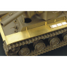 Hauler kit d'amelioration HLX48135 KV-2 et KV-1 Ailes pour kit Tamiya 1/48